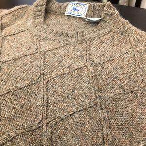 Lacoste wool sweater